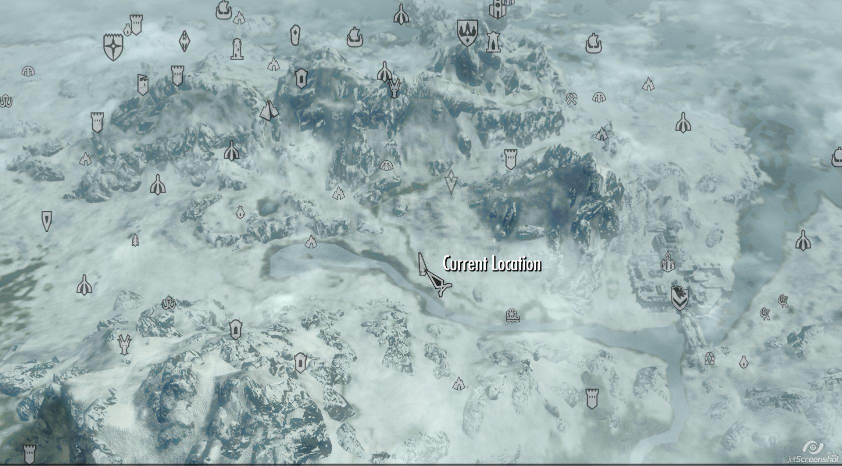 Image  Viinturuth map skyrimjpg  Elder Scrolls  FANDOM powered