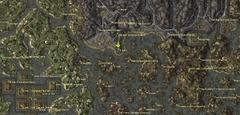 Минаби. Карта