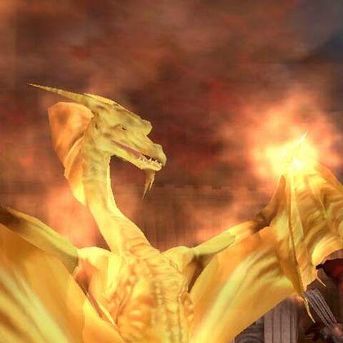 Akatosh z gry The Elder Scrolls IV: Oblivion