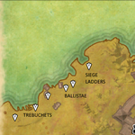 Delaying the Daggers Map