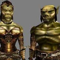 Orsimer w The Elder Scrolls III: Morrowind