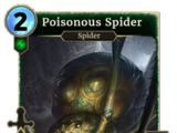 Poisonous Spider