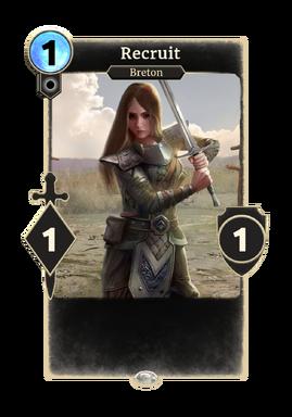Recruit (Breton)