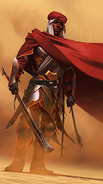 Redguard avatar 4 (Legends)