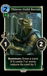 Thieves Guild Recruit