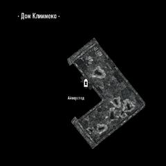 Дом Климмека - план