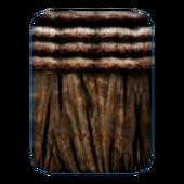 Простая рубашка (Morrowind) 8 сложена