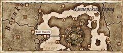Форт Никель (Карта)