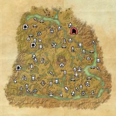 Шедоуфен-Вотчина Сангвина-Карта