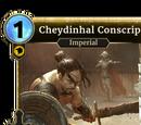 Cheydinhal Conscript