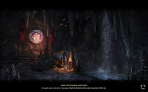 Dark Brotherhood Sanctuary Loading Screen