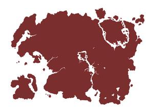 Mappa Impero Septim