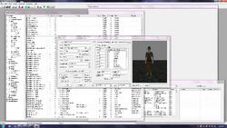 Oblivion CS - NPC editor