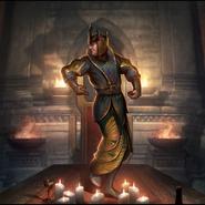 Thadon, Duke of Mania card art