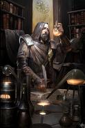 Tower Alchemist card art
