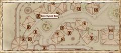 Дом Куилл-Вив (Карта)