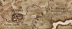 Линдаи - карта