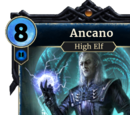 Ancano (Legends)