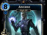 Ancano (Legends)