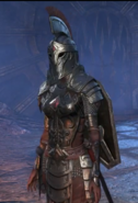 FemaleDragon Knight Armor