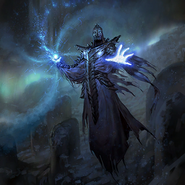 Hallowed Deathpriest card art