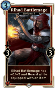 Rihad Battlemage (Legends)