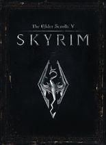 The Elder Scrolls V Skyrim cover
