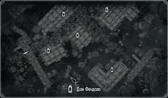 Дом Фендала карта