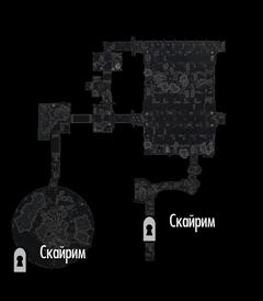 Заброшенная тюрьма (план)