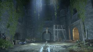Ирригационные туннели (Imperial City)