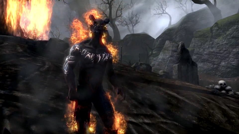 Dremora Lord Online Elder Scrolls Fandom Powered By Wikia