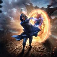 Heretic Conjurer card art
