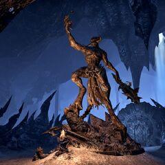 Kaplica Molag Bala z gry The Elder Scrolls Online