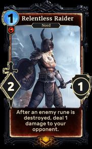 Relentless Raider (Legends)