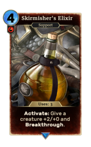 Skirmisher's Elixir