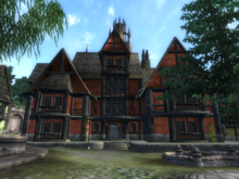 Здание в Лейавине (Oblivion) 8