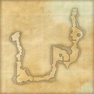 Пещера Мрачной участи (план)