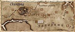 Силорн (Карта)