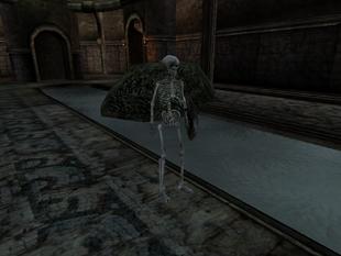 Скелет в Морнхолде