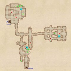 Форт Сеянус. План