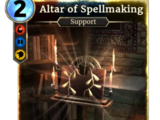 Altar of Spellmaking (Legends)