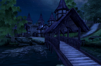 Cheydinhal night