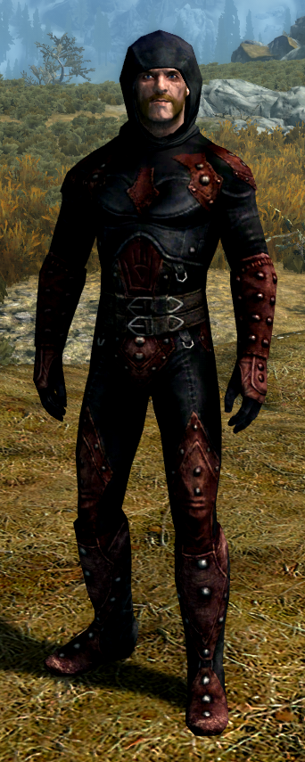 Dark Brotherhood Assassin (Skyrim) | Elder Scrolls | FANDOM