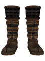 Leather Boots (Oblivion) Female.png