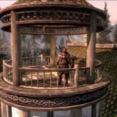 Wieża możliwa do zbudowania w domu