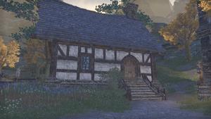 Здание в замке Алькаир 10