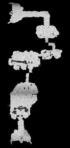 Пещера Хеймара Карта Haemar's Shame Map 002