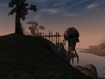 Порт силт страйдера в Вивеке