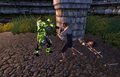Caught in the Hunt Kurdan About to Kill Aleron.png