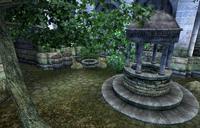 Elven Gardens Sewers Entrance